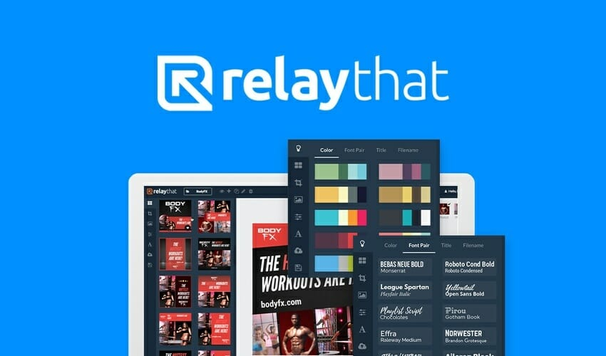 RelayThat Coupon Code > Lifetime Access 96% Off Discount