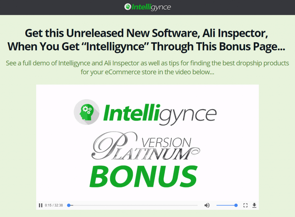 Intelligynce Coupon Code > $50 Off Special Offer Deal