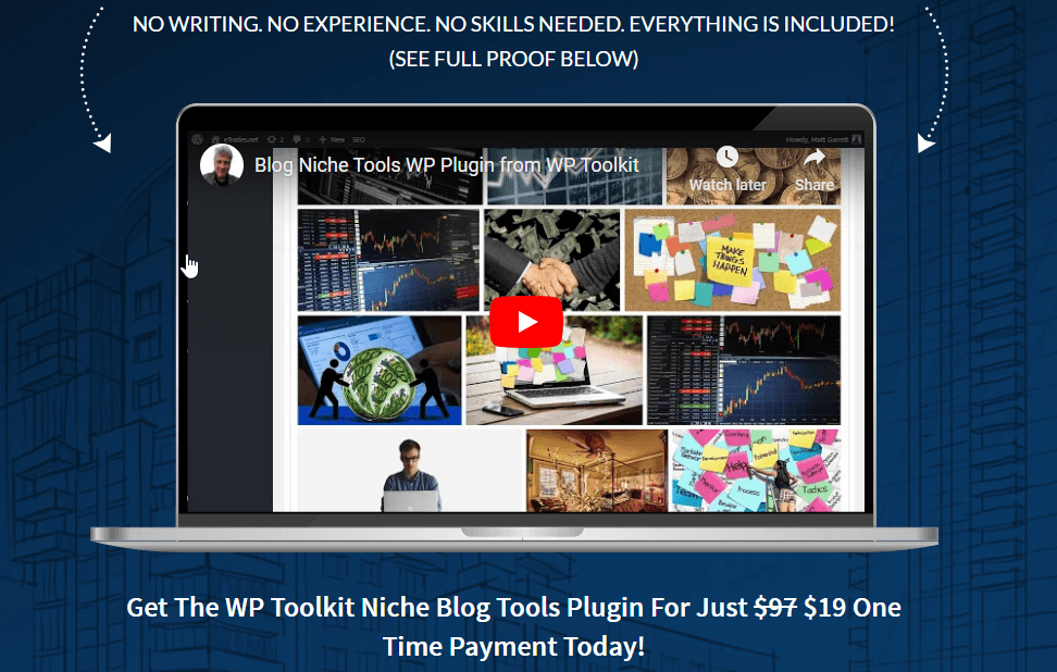 Blog Niche Tools Coupon Code