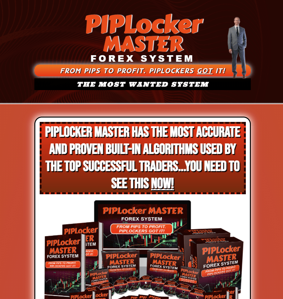 PipLocker Master Forex System Coupon Code