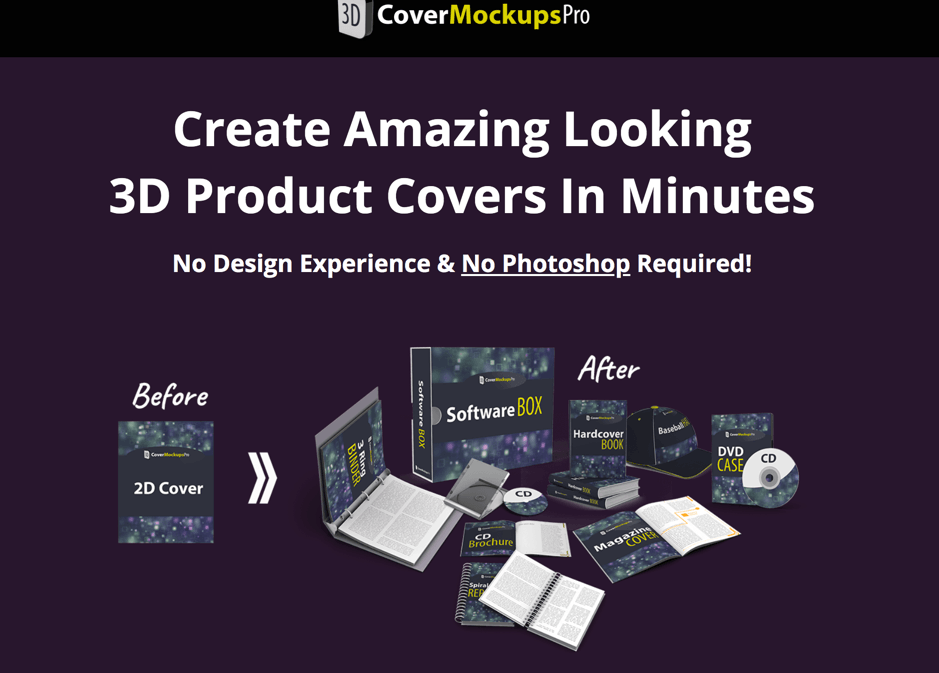 Cover Mockups Pro Coupon Code