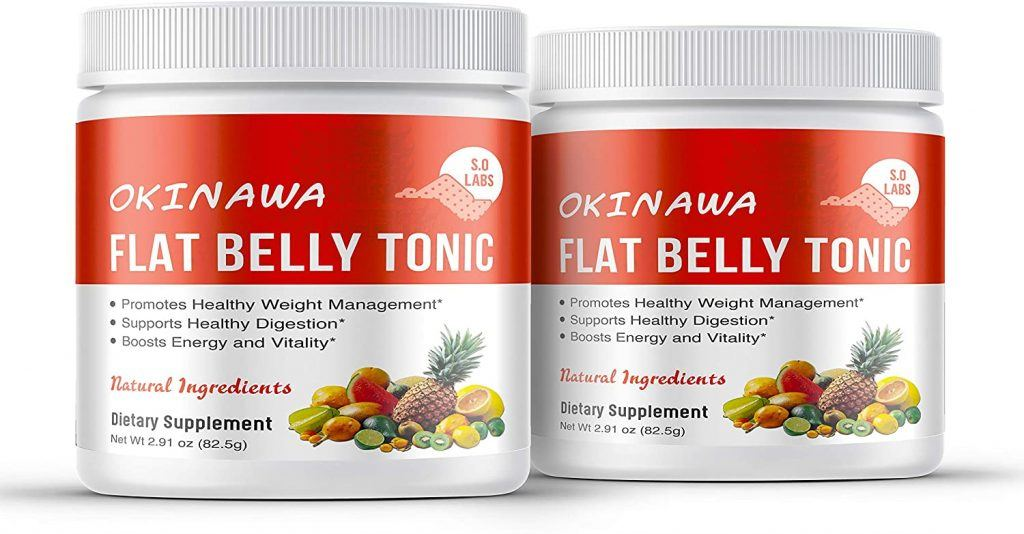 Okinawa Flat Belly Tonic Supplement Coupon Code